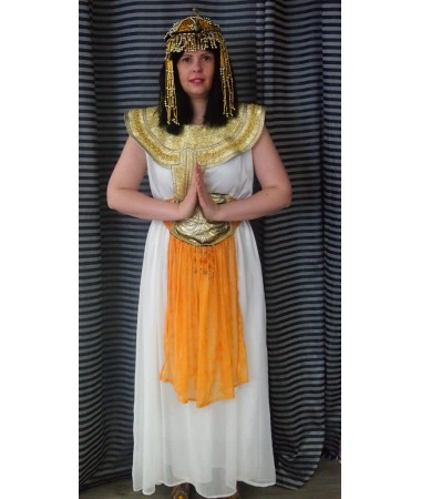 Cleopatra White ADULT HIRE