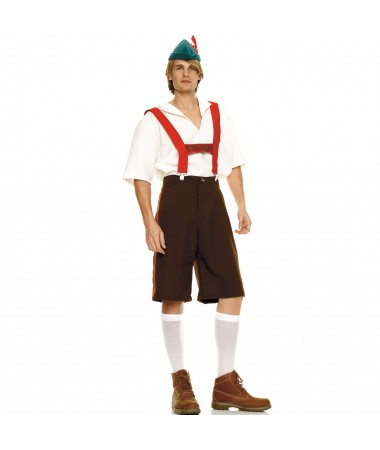German Lederhosen M/L #4 ADULT HIRE