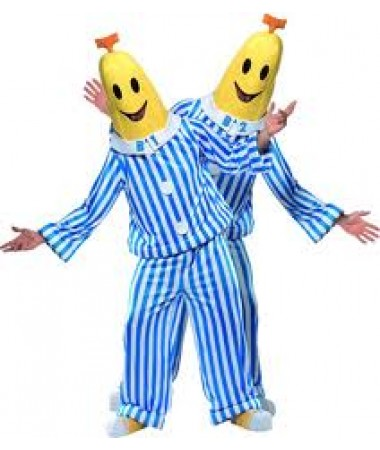 Bananas in Pyjamas B1 #2 ADULT HIRE