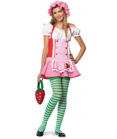 Strawberry Shortcake Teen ADULT HIRE
