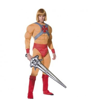 He Man #1 (Prince Adam) ADULT HIRE