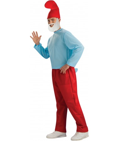 Papa Smurf ADULT HIRE