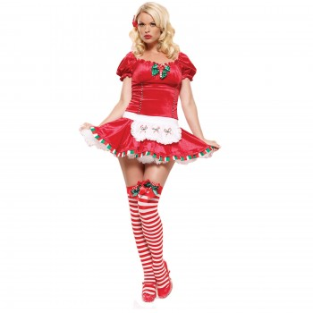 Candy Cane Cutie #2 S/M ADULT HIRE
