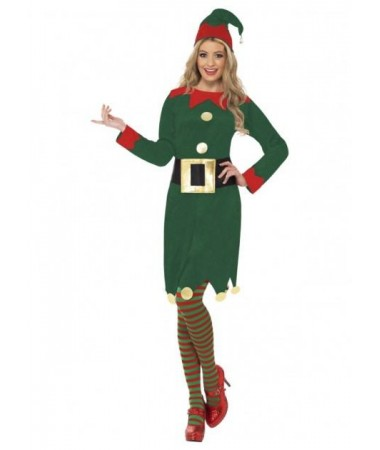 Gold Buckle Elf #2 ADULT HIRE