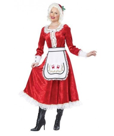 Classic Mrs Claus #1 ADULT HIRE