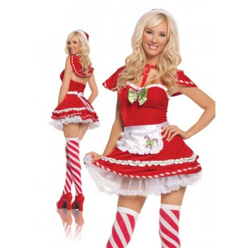 Candy Cane Girl ADULT HIRE