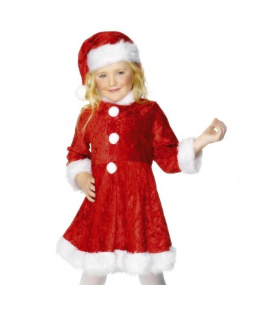 Mini Miss Santa KIDS HIRE