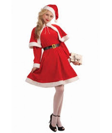 Miss Santa #2 ADULT HIRE