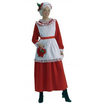 Classic Mrs Clause #2 ADULT HIRE