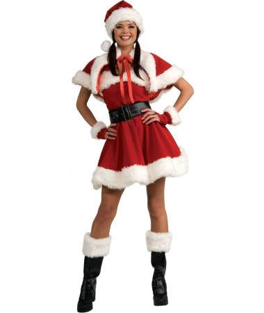 Miss Santa ADULT HIRE