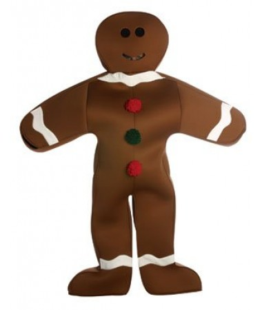 Gingerbread Man ADULT HIRE