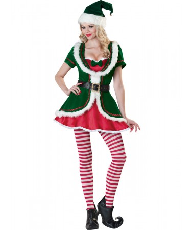 Holiday Honey Elf ADULT HIRE