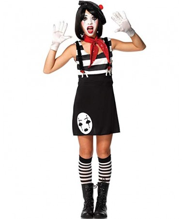 Miss Mime #1 TEEN HIRE