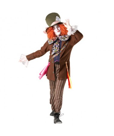 Mad Hatter ADULT HIRE