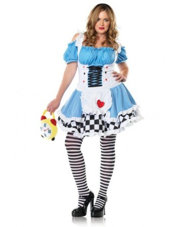 Miss Wonderland Plus #1 ADULT HIRE