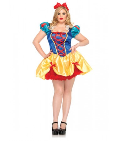 Fairytale Snow White Plus ADULT HIRE
