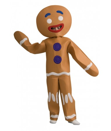 Gingy the Gingerbread Man ADULT HIRE