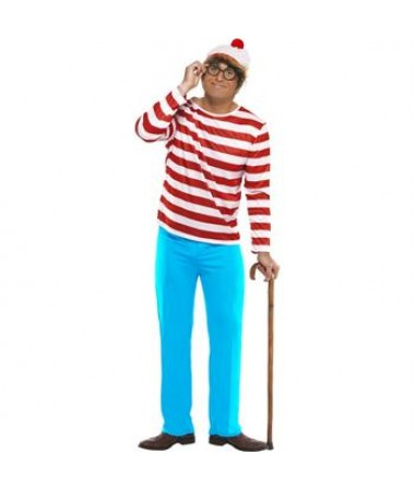 Where's Wally ADULT HIRE