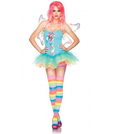 Rainbow Fairy ADULT HIRE
