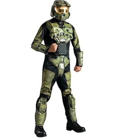 Halo Master Chief #1 ADULT HIRE