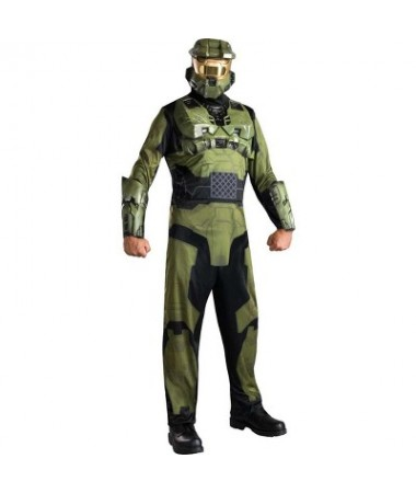 Halo Master Chief #2 ADULT HIRE