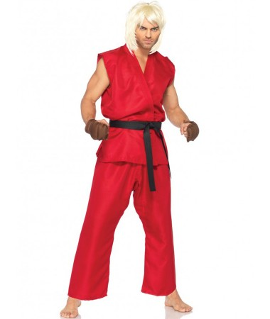 Street Fighter Ken ADULT HIRE