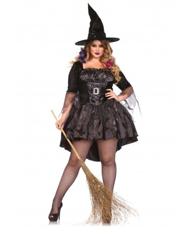 Black Magic Witch ADULT HIRE