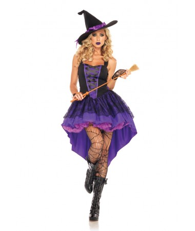 Broomstick Babe Witch ADULT HIRE
