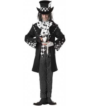 Dark Mad Hatter ADULT HIRE