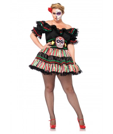 Day of the Dead Doll #2 ADULT HIRE