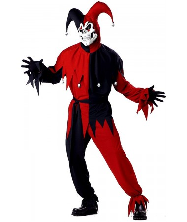 Evil Jester ADULT HIRE