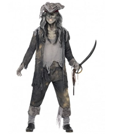 Ghost Ship Ghoul Pirate ADULT HIRE