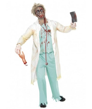 Zombie Doctor #2 ADULT HIRE