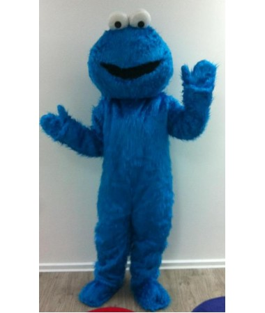 Cookie Monster Mascot ADULT HIRE