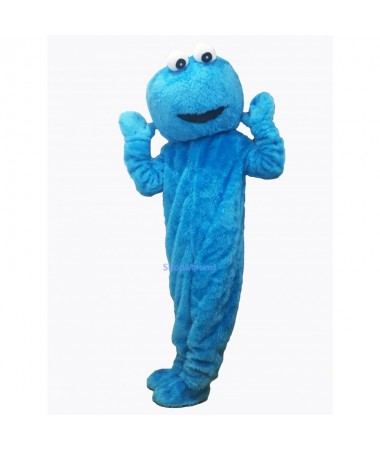 Cookie Monster Mascot #2 ADULT HIRE