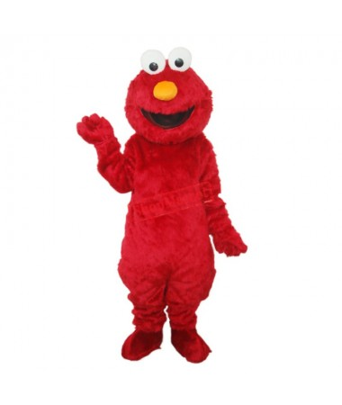 Elmo Mascot #2 ADULT HIRE