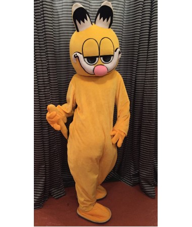 Garfield Mascot ADULT HIRE