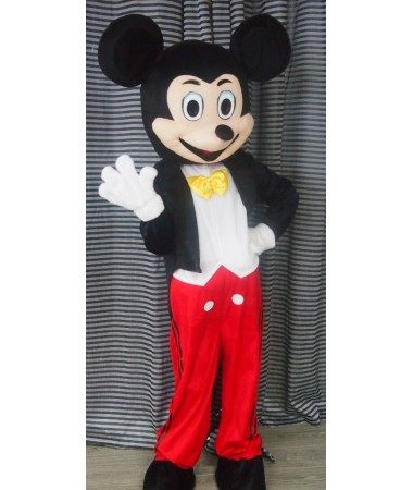 Mickey Mouse Mascot #1 ADULT HIRE