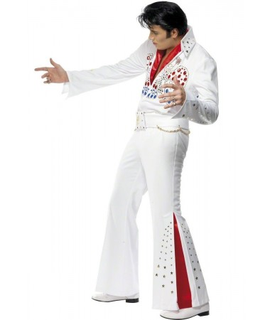 White Elvis #3 ADULT HIRE