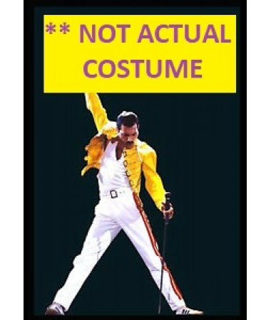 Freddy Mercury #1 ADULT HIRE