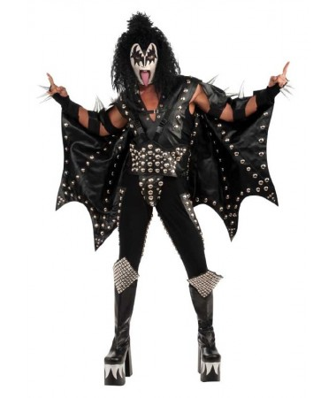 Kiss The Demon Deluxe (Gene Simmons) ADULT HIRE