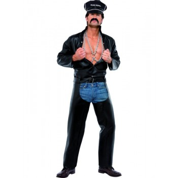 Village People Biker #1 ADULT HIRE