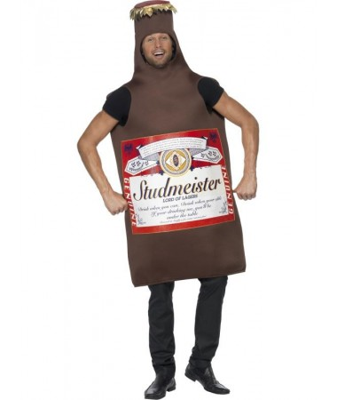 Studmeister Beer Bottle ADULT HIRE
