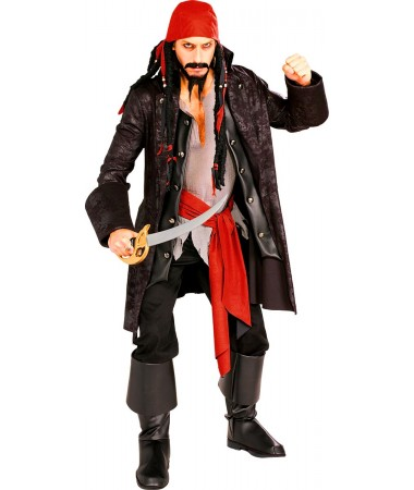Captain Cutthroat Pirate ADULT HIRE