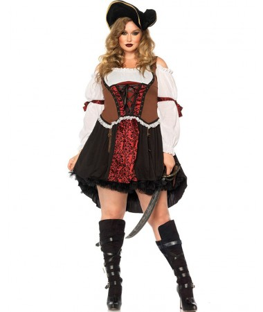 Ruthless Pirate Wench ADULT HIRE