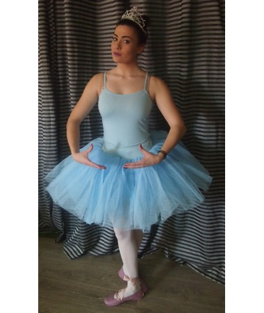 Blue Ballerina ADULT HIRE