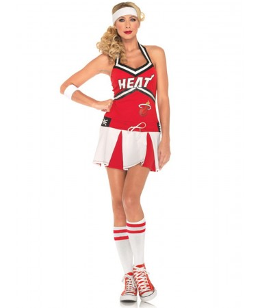 Miami Heat Cheerleader ADULT HIRE