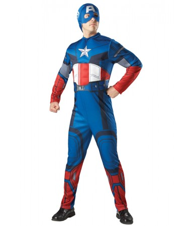 Captain America ADULT HIRE