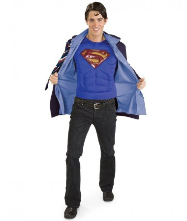 Clark Kent Superman ADULT HIRE