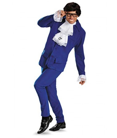 Austin Powers Blue #2 ADULT HIRE